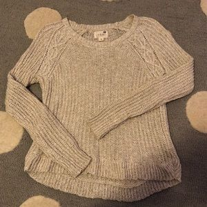 LA HEARTS Knitted Long Sleeve Crew Neck Sweater